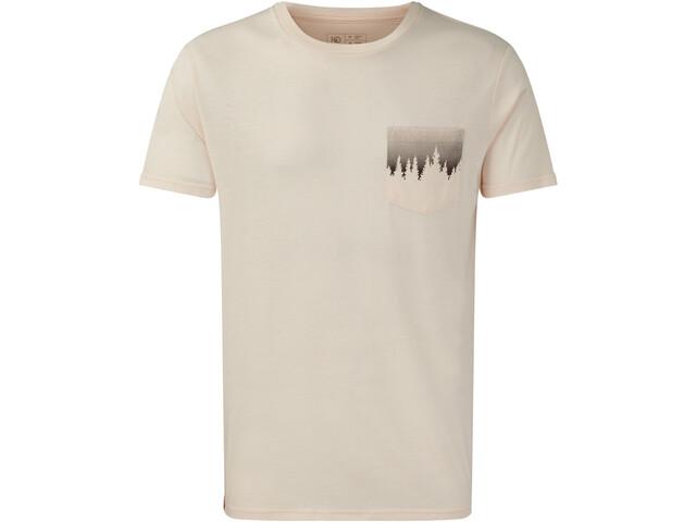tentree Juniper Pocket Camiseta Hombre, beige